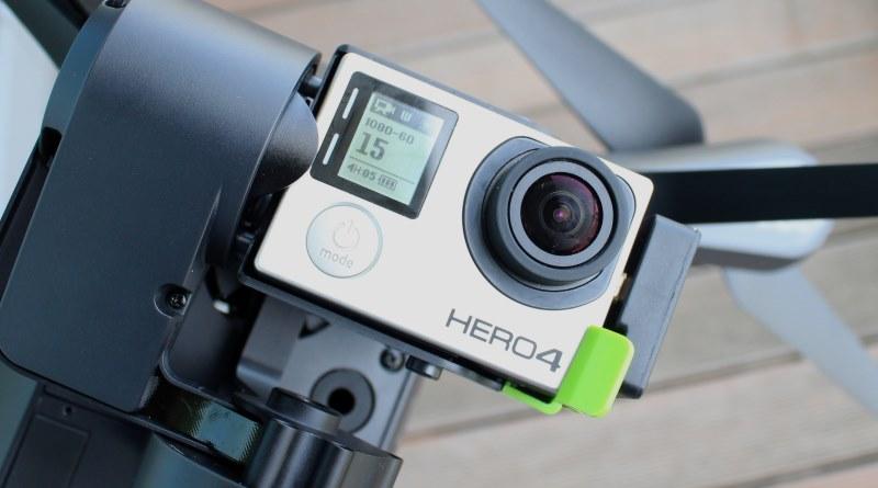 GoPro 發布首段無人機原型試片