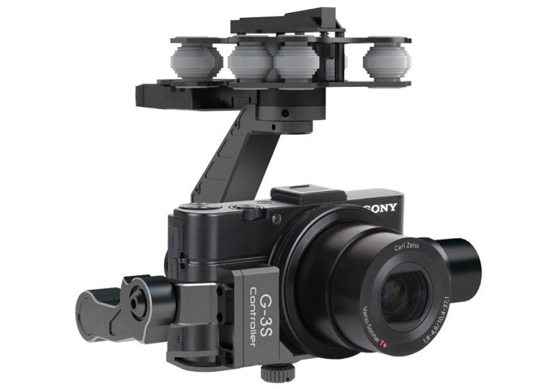 可供 Sony RX100 系列使用的航拍配件出奇地多。
