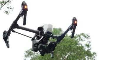 無反相機飛上天!DJI Zenmuse X5 航拍攝力考驗