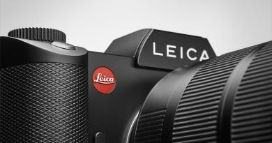 全片幅無反崛起!Leica SL(Typ 601)11 月華麗現身