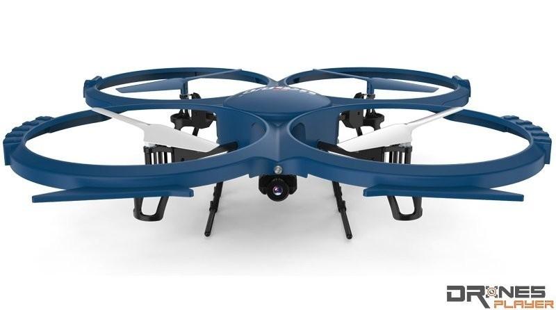 只有重量 250 克以下的玩具無人機才可豁免登記。圖為 Udirc Discovery WiFi (U818A WiFi),僅重 158.6 克。