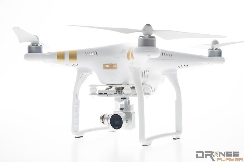 自 Phanatom 3 起,DJI 航拍機便預載自家的攝影機,不用再外掛 GoPro 運動相機。