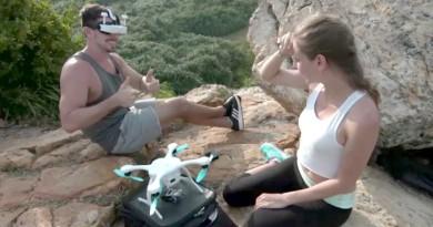 Ghost Drone 2.0 創作力量同幻想會嚇你一跳!