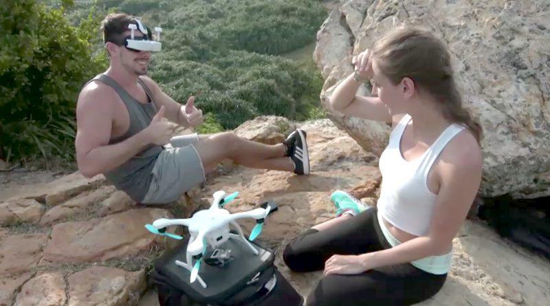 億航 Ghost Drone 2.0 創作力量同幻想會嚇你一跳