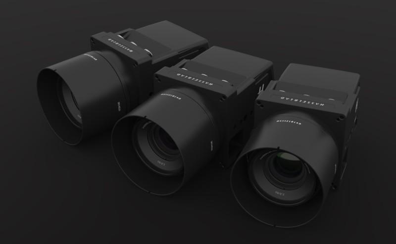 Hasselblad A5D Aerial 為哈蘇專為航拍而設計的專業級相機。
