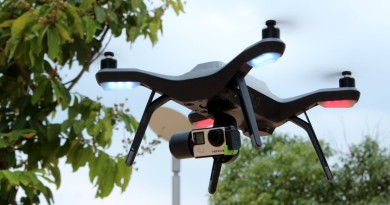 3D Robotics Solo 無人機評測 智能飛行實力大起底
