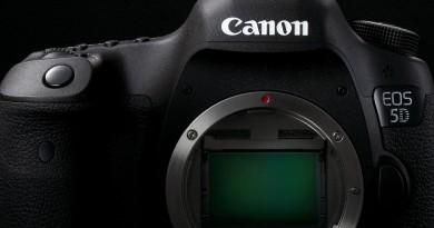 Canon 5D Mark IV 最新規格流出 追加觸屏與 Live View