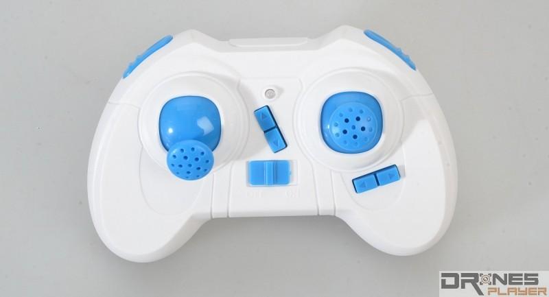 JJRC H22 的控制器,各位航拍玩家是否覺得有點似曾相識。