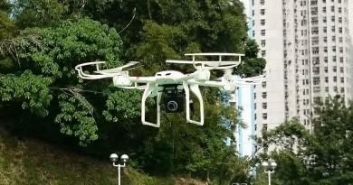 GoPro‧山狗‧小蟻任裝!MJX X101 空拍機試飛報告