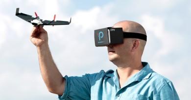 無人機新形態!航拍紙飛機 PowerUp FPV 飄上雲霄