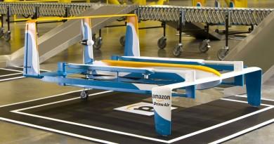 亞馬遜英國無人機大計再遇阻滯 新官上任有意見