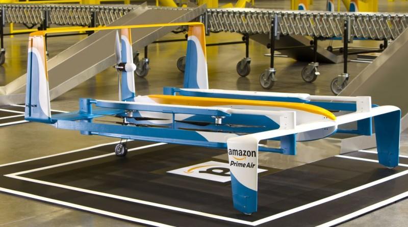 Amazon Prime Air 送貨無人機