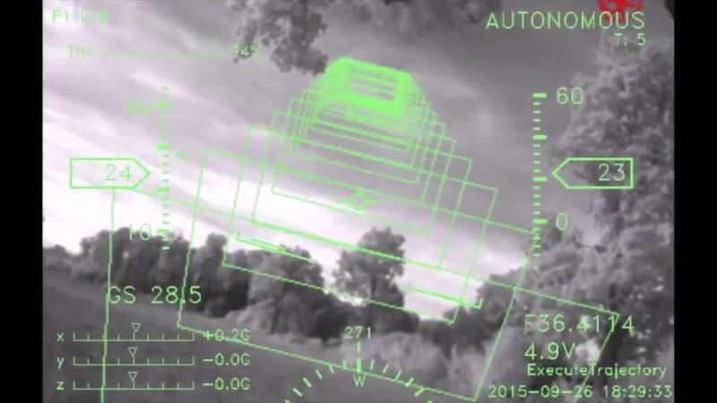 MIT 無人機迴避障礙系統
