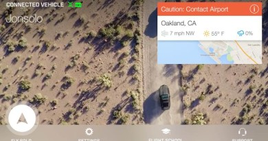 DJI 強化禁飛區功能  為無人機交管計劃鋪路