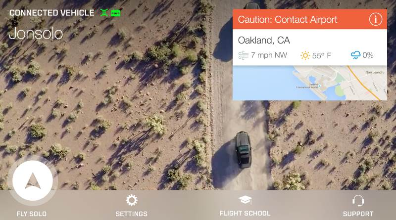 DJI 和 3D Robotics 與 AirMap 合作,提供空域限制資訊