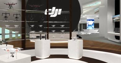 DJI 首家旗艦店 12 月深圳開幕 設計帶 Apple Store 風格?!