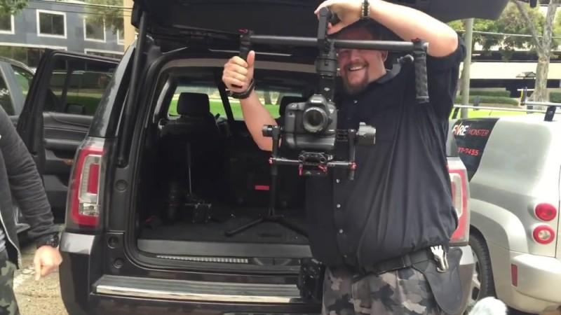 DJI 要宣傳多點!警察以為相機托架是無人機
