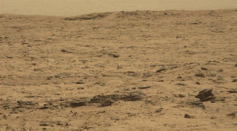好奇號發現火星無人機?