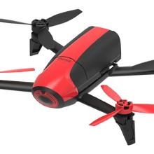 Parrot Bebop Drone 2 仍設紅色機款,但藍、黃兩色消失了。