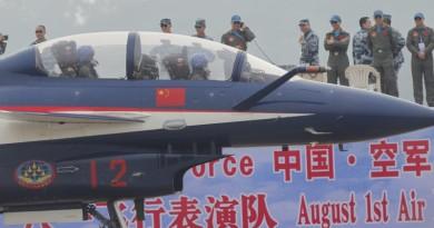 中國空軍成功捕獲違法無人機 但跟戰機險撞航拍機事件無關