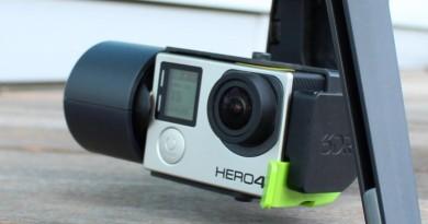 3DR 用家大解放!新版《Solo》讓你直接調校 GoPro 拍攝設定