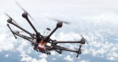 無人機跨國界操作實現!4G上網雲端遙控飛行器