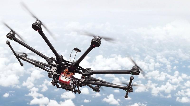 4G上網雲端遙控飛行器