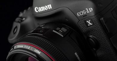 80 點對焦制霸!Canon EOS-1DX Mark II 規格前瞻