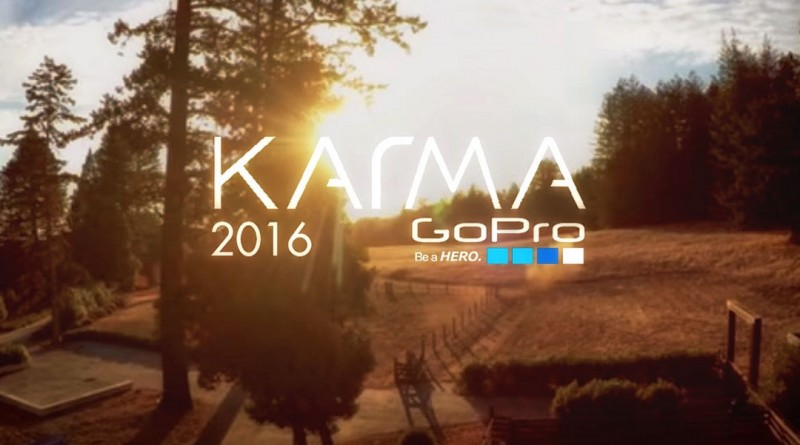 GoPro Karma 4K 航拍機