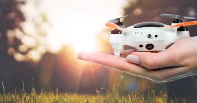 CES 2016無人機預覽: ONAGOfly 掌上航拍機真身進駐會場