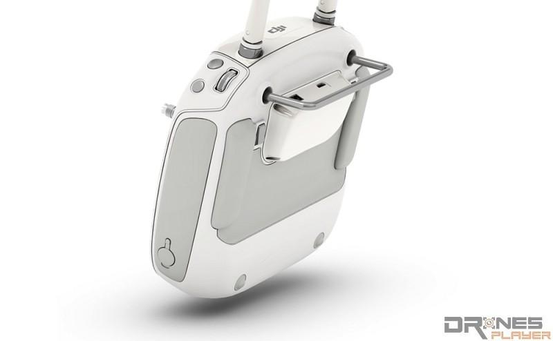 Phantom 3 Pro 已內置圖傳系統,而且用上自家的 Lightbridge 技術,令操作範圍大幅提升。