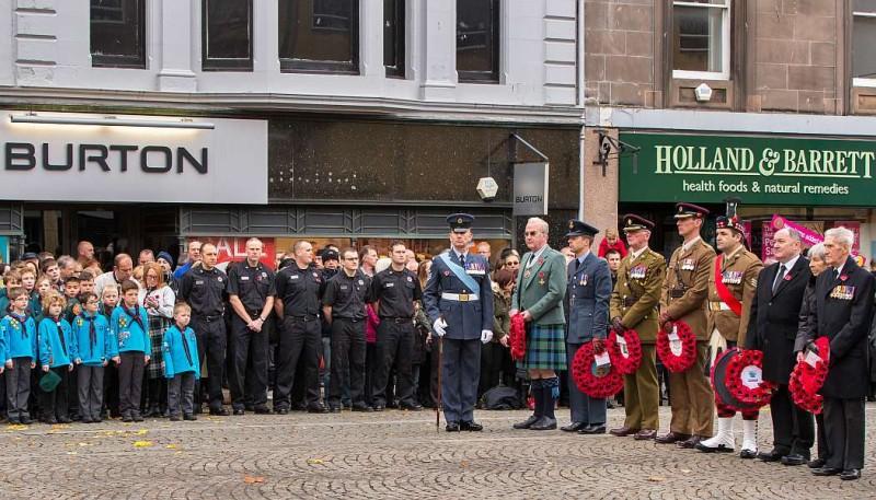 倫敦都市警部已於悼念二次大戰犠牲軍民的追憶周日遊行活動中試用「反無人機防衛系統」。