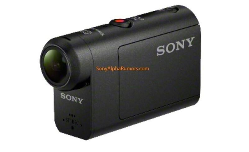 Sony AS50 運動相機可攝錄 1080@60fps 全高清影片。