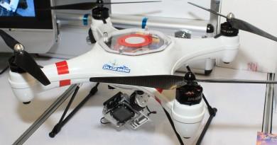 全球首部空海兩棲無人機 SwellPro Splash Drone 登陸資訊月