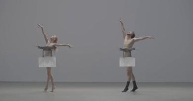 全裸跳舞不用打格仔 有無人機做馬賽克就得啦!