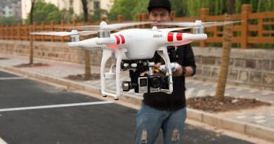 中國 12 月實施無人機新法例 起飛前須申報航道範圍