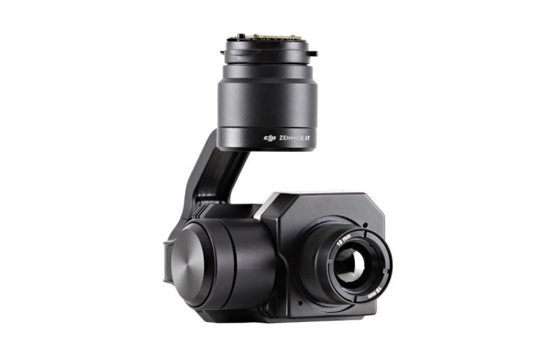 DJI Zenmuse XT 熱感相機連雲台接架