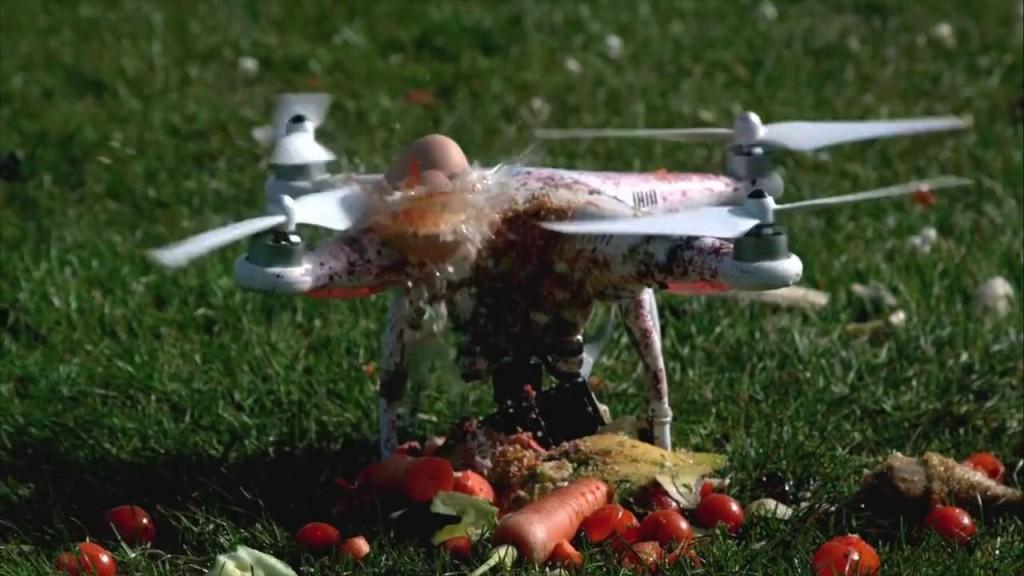 無人機打蛋器