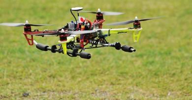 世界首座無人機機場 Droneport 試業中 隨時變身 FPV 賽道