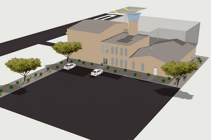Eldorado Droneport 預計佔地 50 英畝。