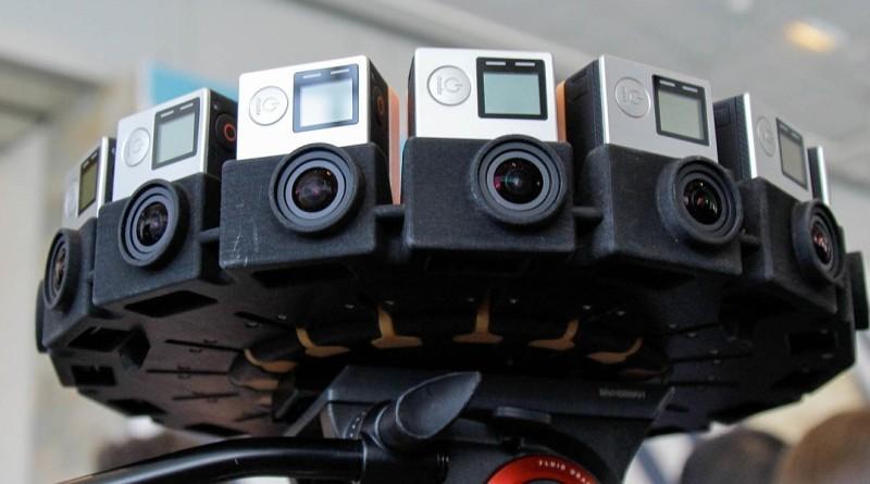 GoPro Karma 無人機或配備 360 度航拍攝影機