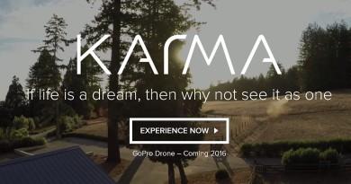 GoPro Karma 無人機發布在即,卻還在招募實習生!