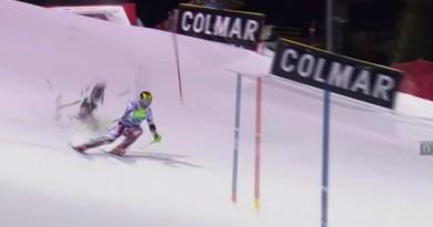航拍機險撞滑雪選手 國際滑雪聯合會禁用無人機