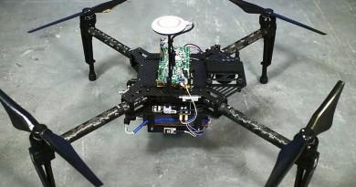 CES 2016無人機預覽: 搭載氫燃料電池 航拍機可飛足1小時!