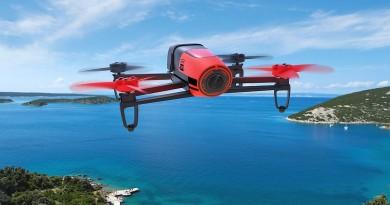 Parrot Bebop Drone 半價發售,這部航拍機真的值得搶購嗎?