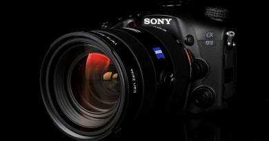 Sony 單反‧運動相機連發!A99 II‧AS50 將登陸 CES 2016
