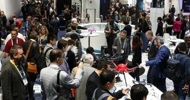 CES 2016 無人機‧虛擬實境勢力版圖大擴張