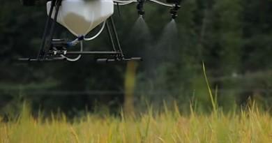 單挑大疆!零度智控推守護者-Z10  逐鹿農用無人機市場
