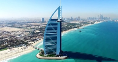 空拍機帶眼睛去旅行!讓你俯瞰杜拜‧馬爾代夫絕色美景
