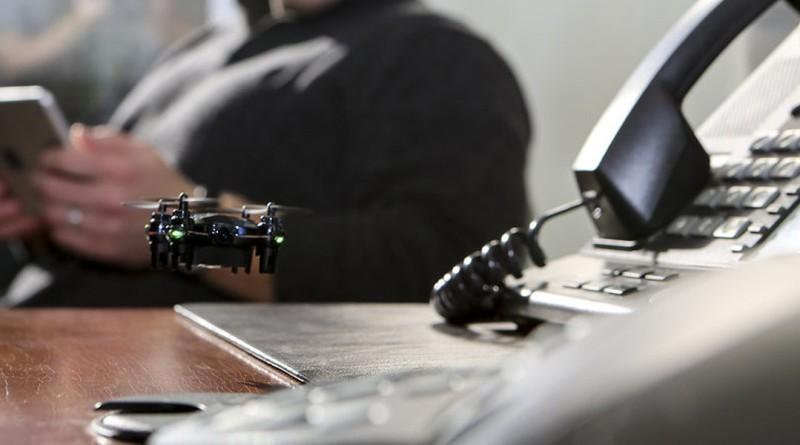 世上最小的圖傳空拍機 Axis VIDIUS
